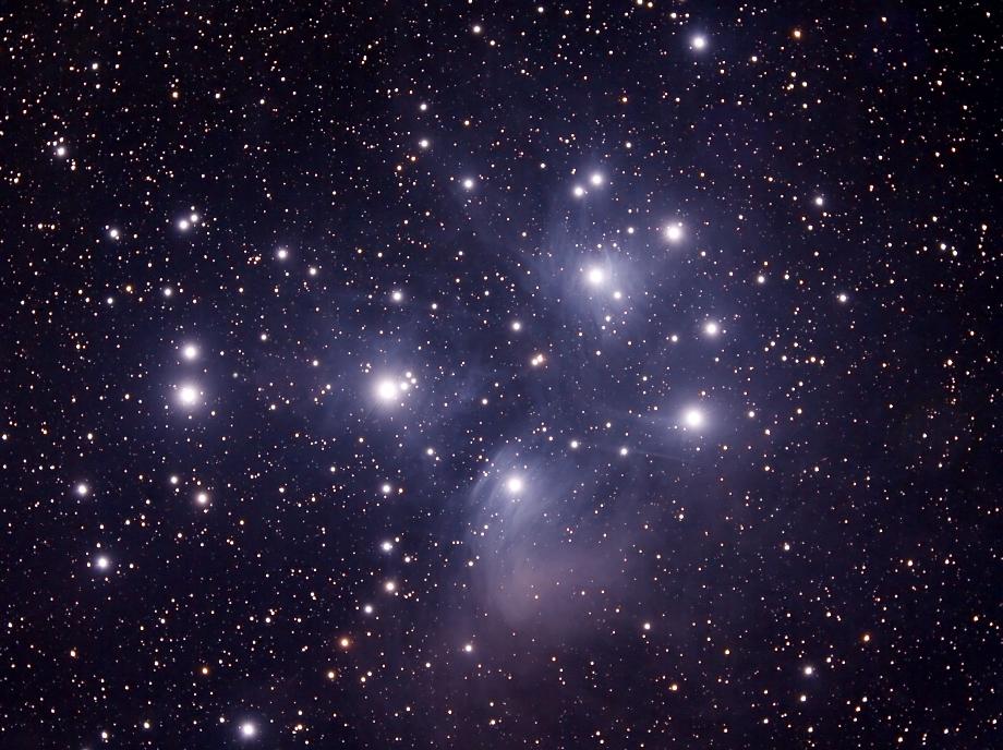 pleiades star cluster subaru - photo #10